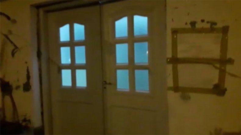 Vecinos denuncian ruidos molestos en un salón de un sindicato