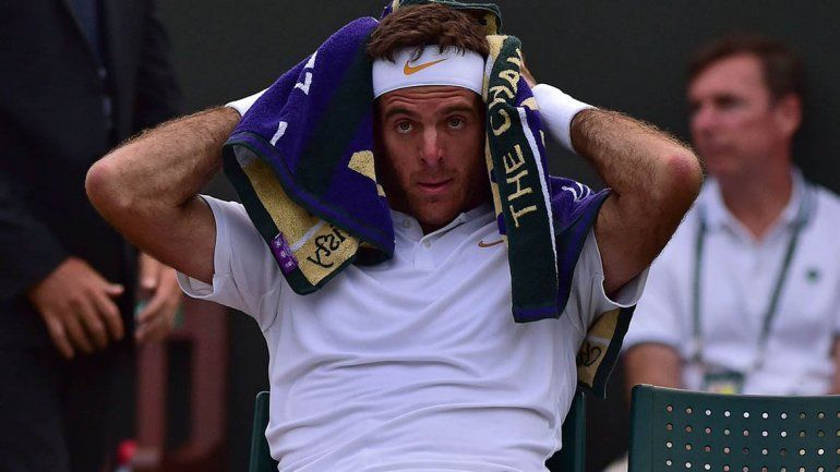 Del Potro criticó la salida de Orsanic como capitán del equipo de Copa Davis