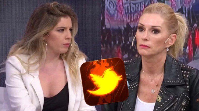 Dalma Maradona y Yanina Latorre se cruzaron feo por el aborto y el Diez