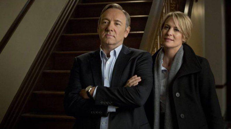 Los actores protagonizaron cinco de las seis temporadas.