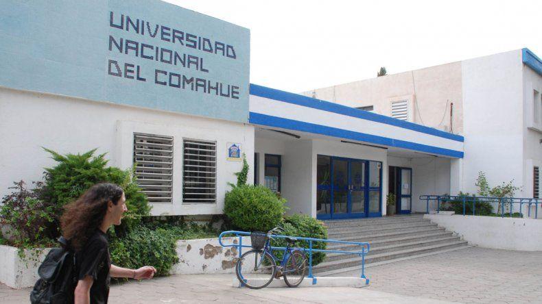Crisis universitaria: la UNCo no tiene plata ni clases