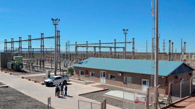 Promueven la infraestructura de energía eléctrica a parques industriales de Añelo