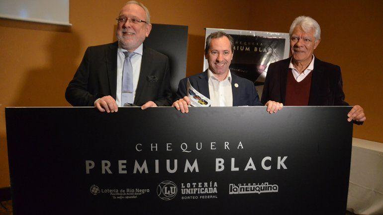 La chequera Premium Black sortea su primer auto