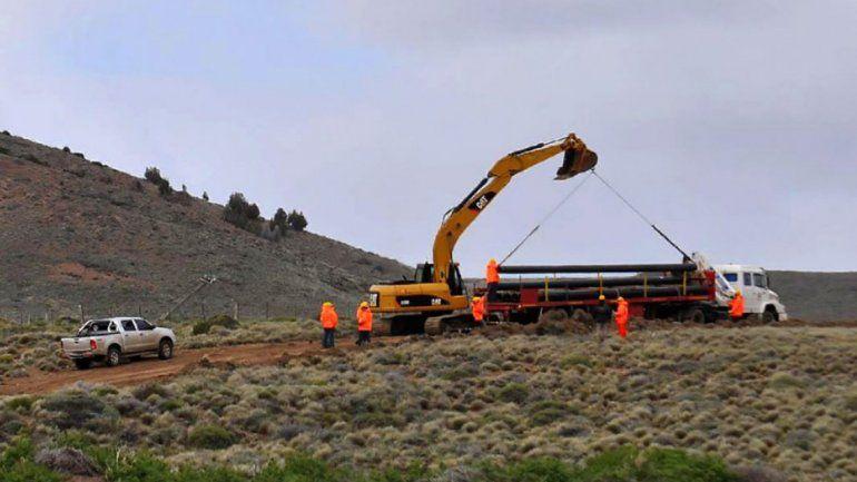 Gasoducto cordillerano: en Neuquén no paró