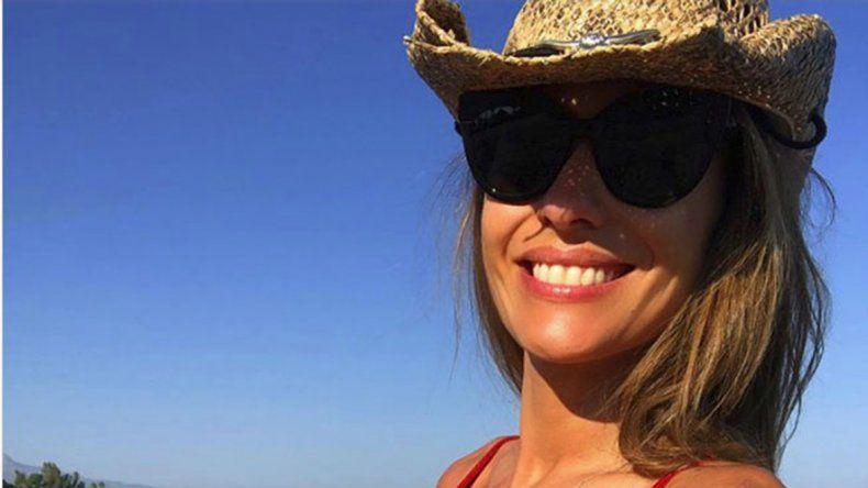Una de las última fotos que posteó Pampita desde Marbella
