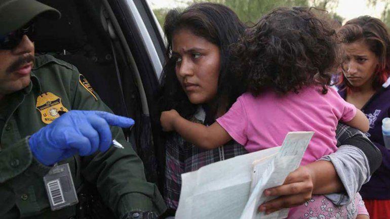 La Justicia aplazó al Gobierno para que reúna a los niños con sus padres.