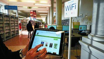 la ciudad tendra una biblioteca digital gratuita
