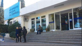 la provincia aportara 50 millones de pesos a la unco
