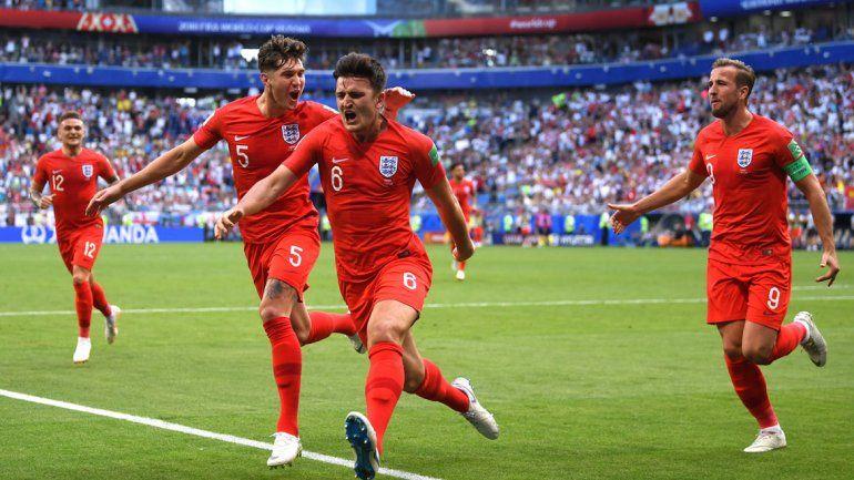 Inglaterra quiere meterse en la segunda final de su historia.