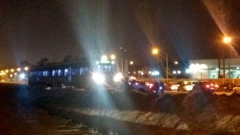 Suspenden el servicio del Tren del Valle por un desperfecto técnico