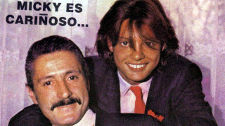 Luis Miguel sospecha que Luis Rey no es su papá