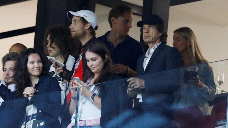 La mufa de Mick Jagger en los mundiales sumó un nuevo capítulo