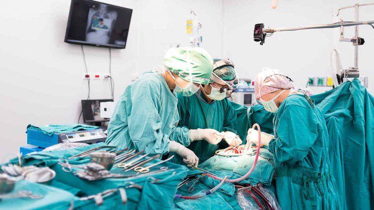 El enfermo presentaba una infección grave provocada por la bacteria Clostridium difficile
