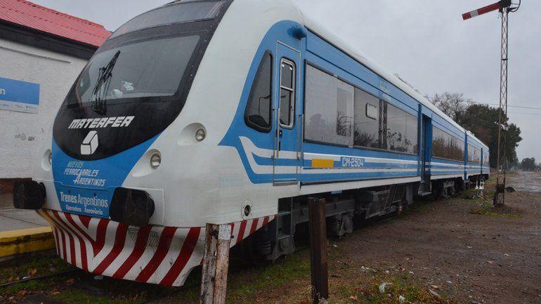 Tras seis horas sin servicio, volvió a funcionar el Tren del Valle