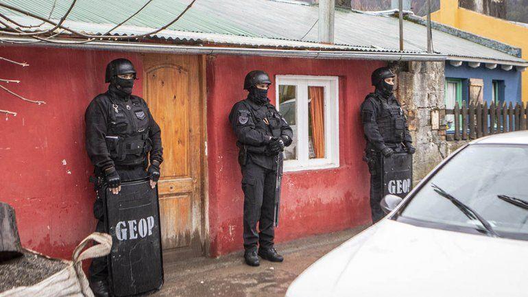 Desbaratan banda narco en San Martín: secuestran 4 kilos de marihuana y dinero en efectivo