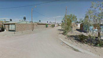 El robo ocurrió en el barrio Progreso, en la calle Yrigoyen.