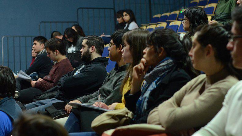 Participaron alumnos de escuelas técnicas y de la UTN.