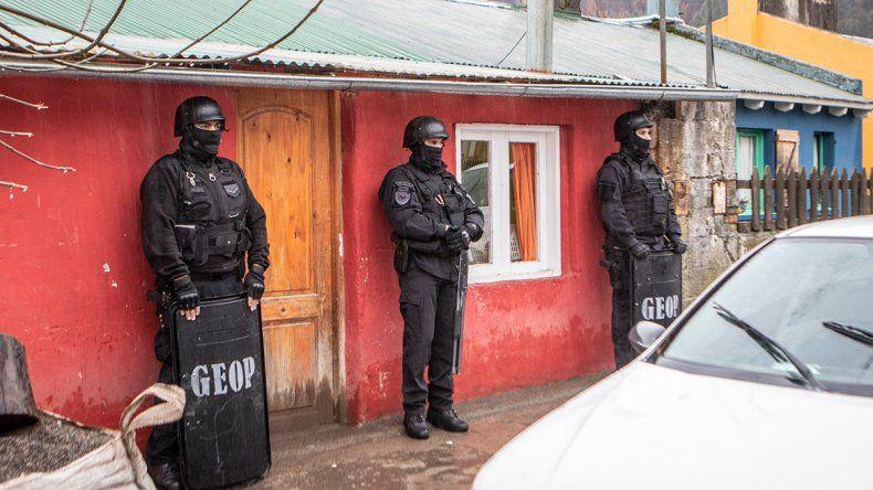 San Martín: cayó la banda de los narcoporteros