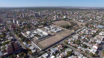 En octubre empezará  la subasta del terreno para construir edificios