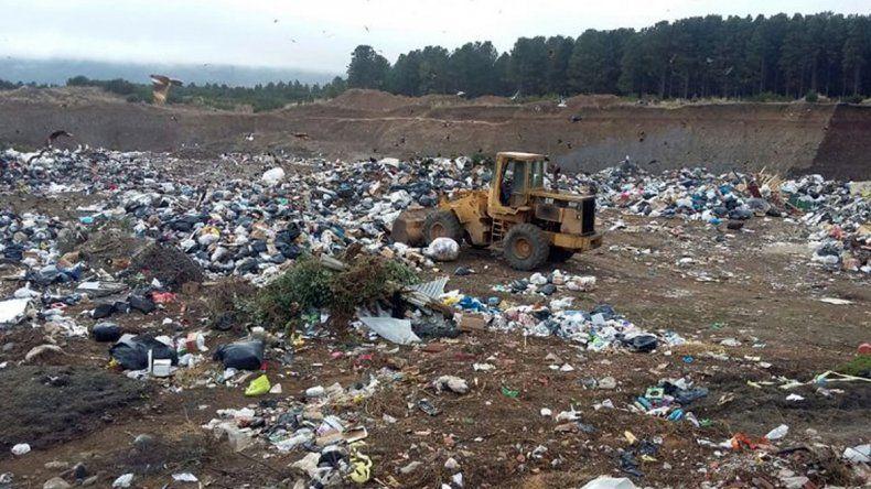 Preocupación por la basura en San Martín de los Andes