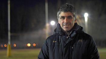 José Pellicena, entrenador de Los Pumitas, visitó Marabunta y Neuquén.