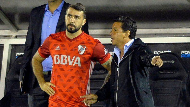 Pratto desea que el Muñeco tenga una chance en la Selección.
