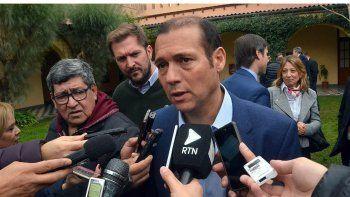 gutierrez sobre chihuido: es nuestra prioridad