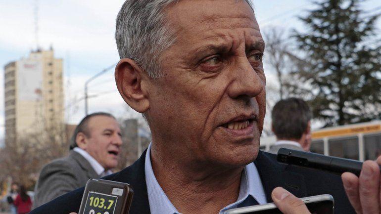 Quiroga dijo que la Provincia debería garantizar Chihuido con las regalías de Vaca Muerta