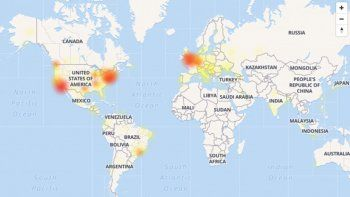 instagram se cayo por completo en varios paises