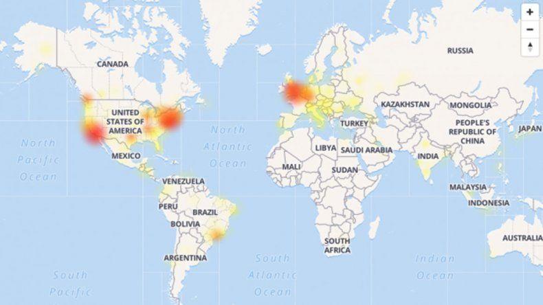 Instagram se cayó por completo en varios puntos del planeta