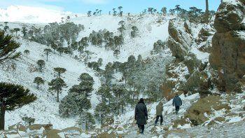 los paisajes invernales mas fabulosos de la region