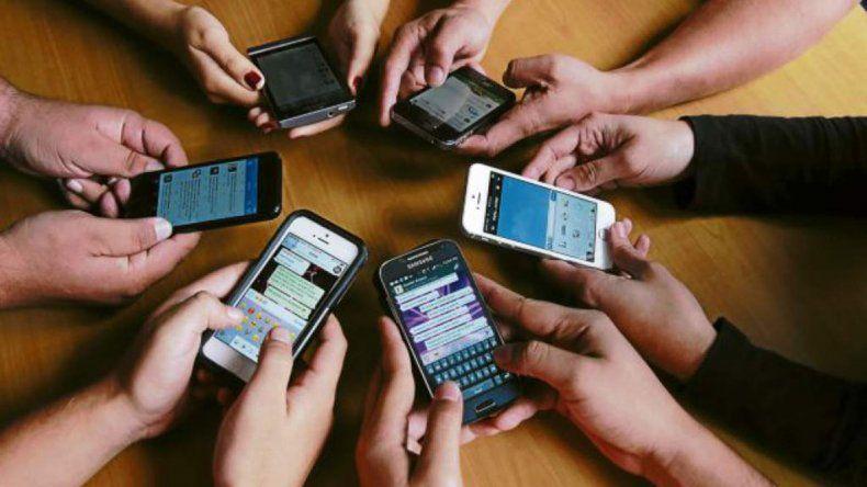 El 40% de los argentinos no descansa de la tecnología
