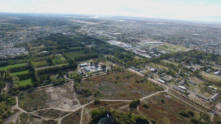 Habrá un campus para petroleras y más viviendas