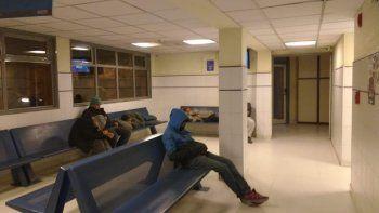 denuncian falta de policias en la guardia del castro rendon
