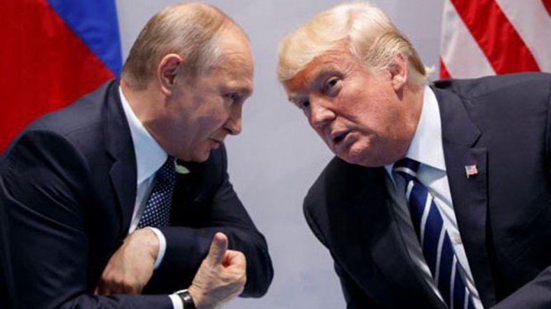 Todo preparado para la gran cumbre entre Donald Trump y Putin