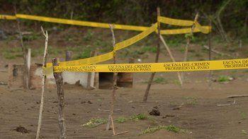 mexico: hallaron seis cadaveres con signos de tortura en la ruta