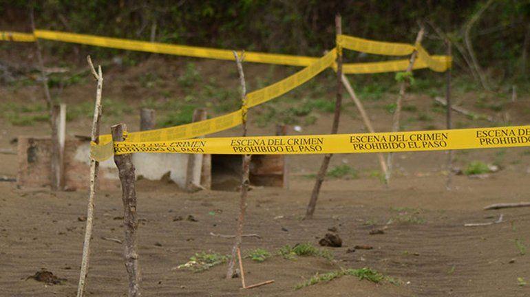 México: hallaron seis cadáveres con signos de tortura en la ruta