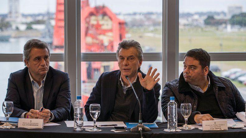 Macri: La chance de convertirnos en un país inclusivo