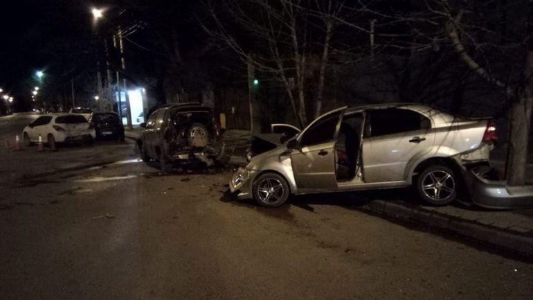 Cipolletti: joven de Buenos Aires murió tras salir despedido en un choque