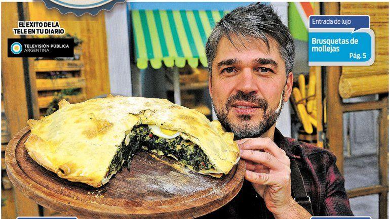 Cocineros Argentinos le pone vitaminas y sabor para hacerle frente al frío