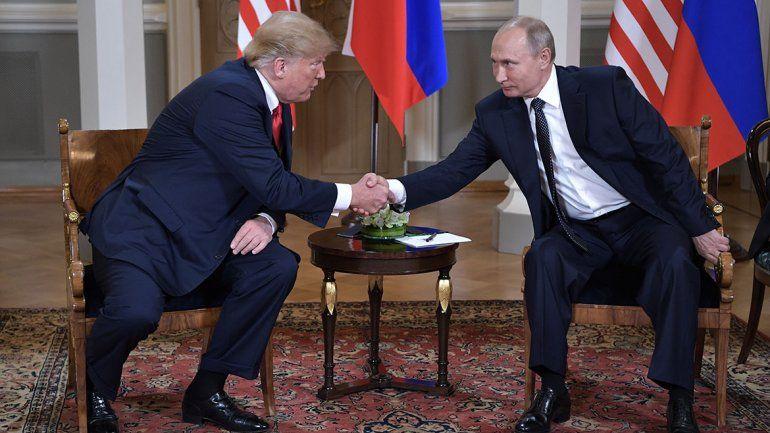 Trump y Putin, la reunión más esperada del mundo