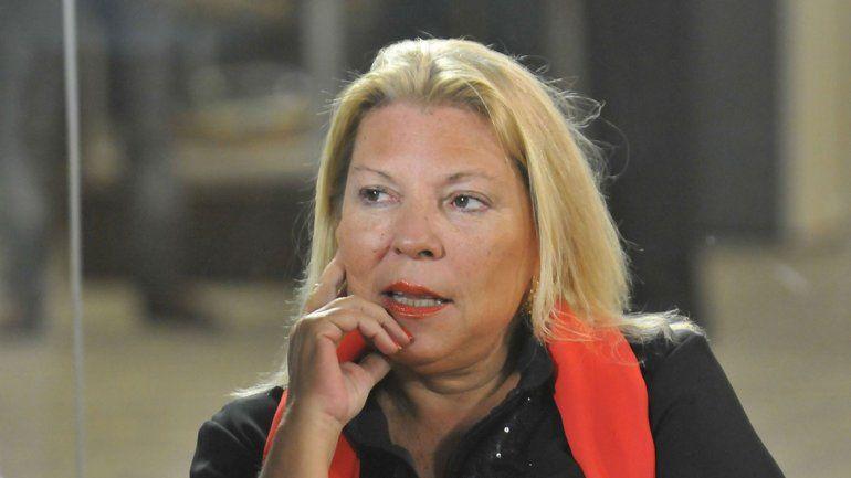 Carrió: Cristina va a terminar presa