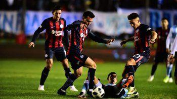 Aburren en Sarandí: San Lorenzo y Racing de Córdoba empatan 0 a 0