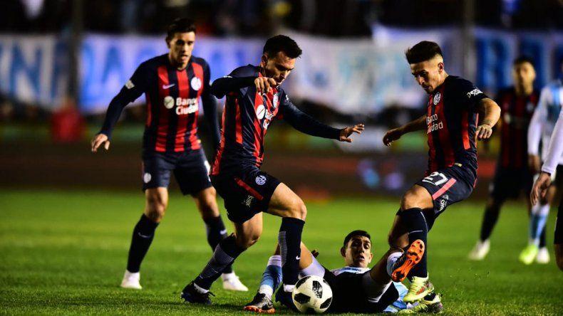 San Lorenzo le ganó a Racing de Córdoba por la mínima y clasificó a 16avos de Copa Argentina