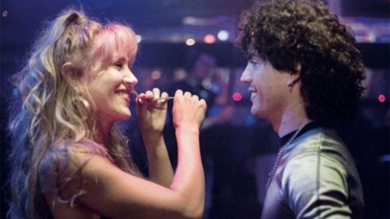 Amor de película: Jime Barón, de novia con el protagonista del film de Rodrigo