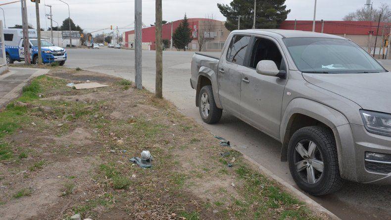 Insólito robo: los asaltaron en plena Ruta 22 y les llevaron 50 mil pesos