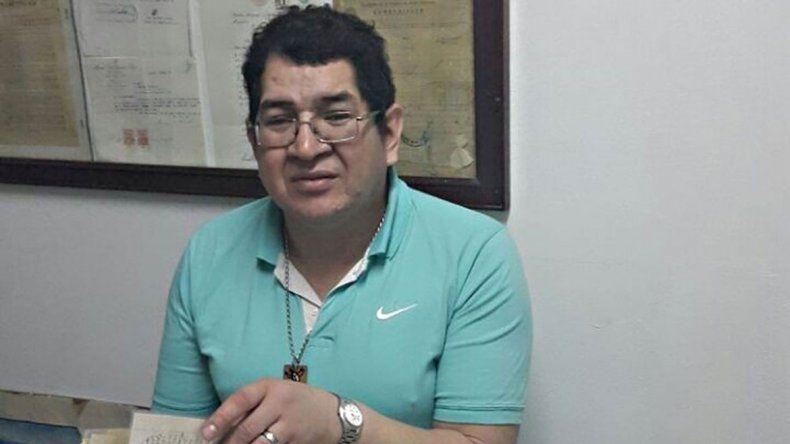 Daniel Tatu Villasanti era empleado municipal de Senillosa.