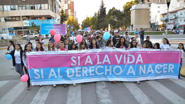 Los grupos pro vida vuelven a las calles contra el aborto legal