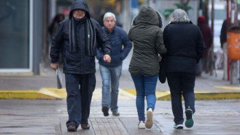 confirman lluvias, frio y probable escarcha en el valle