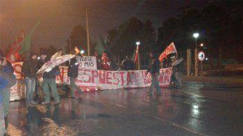 Ex trabajadores de MAM levantaron el corte